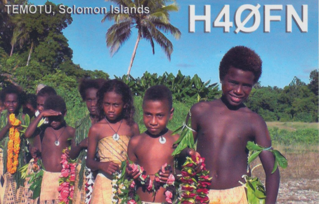 Temotu Solomon Islands
