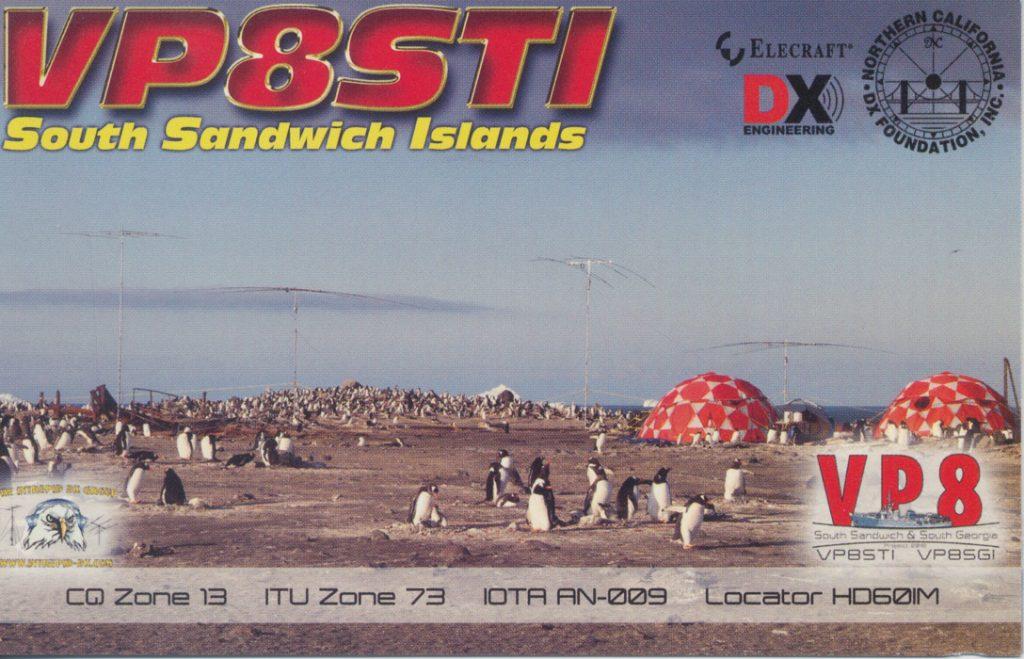 South Sandwich Island